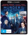 Murder On The Orient Express (2017) (4K UHD Blu Ray)