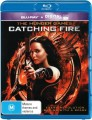 The Hunger Games: Catching Fire (Blu Ray)