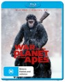 WAR FOR THE PLANET OF THE APES (BLU RAY)