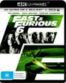 FAST AND FURIOUS 6 (4K BLU RAY UHD)