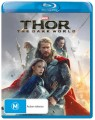 THOR: THE DARK WORLD (BLU RAY)