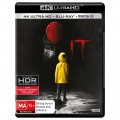 It (4K UHD Blu Ray)