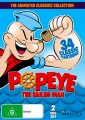 Popeye The Sailor Man - The Animated Classics Collection