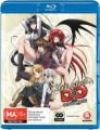 HIGH SCHOOL DXD - SERIES COLLECTION (BLU RAY)