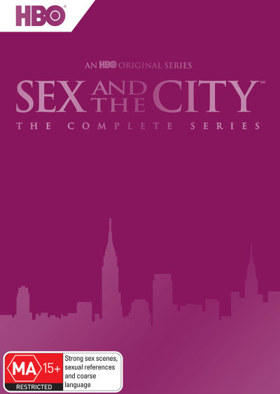 Sex and the city dvd complete set