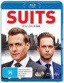 SUITS - COMPLETE SEASON 5 (BLU RAY)