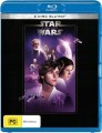 The Star Wars 4 - A New Hope (Blu Ray)