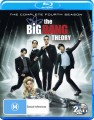 Big Bang Theory - Complete Season 4 (Blu Ray)