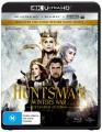 The Huntsman - Winters War (4K Blu Ray UHD)