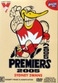 2005 AFL Premiers - Sydney Swans