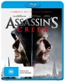 ASSASSINS CREED (BLU RAY)
