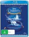 Cinderella / Cinderella 2 Dreams Come True / Cinderella 3 Twist In Time (Blu Ray)