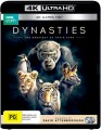 David Attenborough - Dynasties (4K UHD Blu Ray)