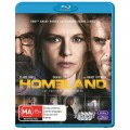 Homeland - Complete Season 3 (Blu Ray)