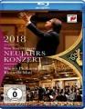 Wiener Philharmoniker And Riccardo Muti - 2018 New Years Concert (Blu Ray)