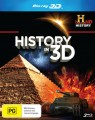 HISTORY IN 3D (BLU RAY)