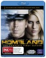 HOMELAND - COMPLETE SEASON 1 (BLU RAY)