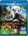 MADAGASCAR (DOCUMENTARY) 3D (BLU RAY)
