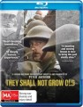 They Shall Not Grow Old (Blu Ray)