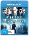 Star Trek Into Darkness (Blu Ray)