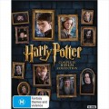 Harry Potter - Complete Collection (Blu Ray)