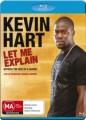 Kevin Hart - Let Me Explain (Blu Ray)