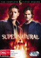SUPERNATURAL - COMPLETE SEASON 5