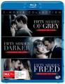 Fifty Shades Trilogy (Blu Ray)