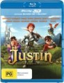 Justin And The Knights Of The Valour (Blu Ray)