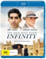 THE MAN WHO KNEW INFINITY (BLU RAY)