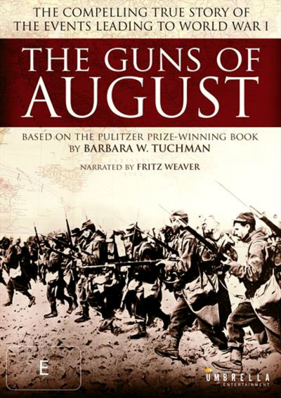 the description of the causes of first world war in barbara w tuchmans the guns of august In barbara tuchman in 1962 tuchman's the guns of august (also published as august 1914) was published to widespread critical and popular acclaimthis work is a detailed account of the first month of world war i, and it vividly describes the series of military errors and miscalculations that led to.