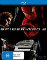 SPIDERMAN 2 (BLU RAY)