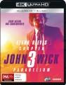 John Wick 3 (4K UHD Blu Ray)