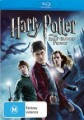 HARRY POTTER AND THE HALF BLOOD PRINCE (BLU RAY)