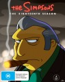 THE SIMPSONS - COMPLETE SEASON 18