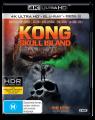 Kong: Skull Island (4K UHD Blu Ray)