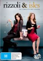 RIZZOLI AND ISLES - COMPLETE SEASON 1
