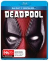 Deadpool (Blu Ray)