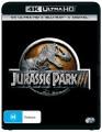 Jurassic Park 3 (4K UHD Blu Ray)