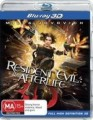 Resident Evil: Afterlife (Blu Ray)