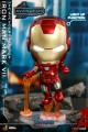 Avengers 4: Endgame - Iron Man Mark VII The Avengers Version Cosbaby (Cosbaby Figure)