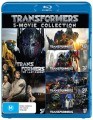 Transformers 5-Movie Pack (Blu Ray)
