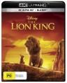 The Lion King (2019) (4K UHD Blu Ray)