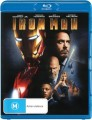 Iron Man  (Blu Ray)