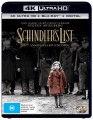 Schindlers List (25th Anniversary Edition) (4K UHD Blu Ray)