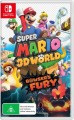 Super Mario 3D World + Bowsers Fury (Switch Game)