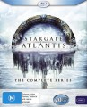 Stargate Atlantis - The Complete Series (Blu Ray)
