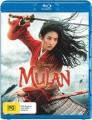 Mulan (2020) (Blu Ray)