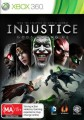Injustice Gods Among Us (Xbox 360 Game)