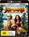 Jumanji - Welcome To The Jungle (4K UHD Blu Ray)